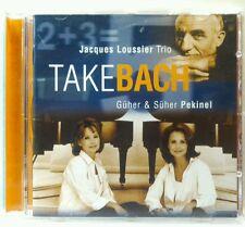 Jacques Loussier Trio: Take Bach (TELDEC, 2000) (cd5556)