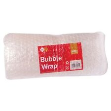 2 x Rolls 5 metre Bubble Wrap Packaging Postal Supplies Mailing Mail Post Office