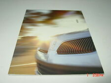 Ford Lincoln MKS MKT Sales Combo Brochure 2013 Luxury Car 2 new models one book