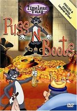 Puss N' Boots (DVD) * NEW *