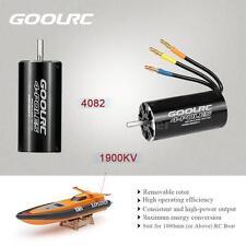 Genuine GoolRC 4082 1900KV 4 Poles Brushless Sensorless Motor for RC Boat H0X9