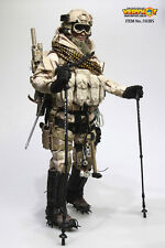 "Very Hot 1/6 Scale 12"" US Navy Seal Polar Mountain Striker Set DCU Version 1038S"