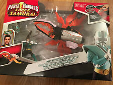 Power rangers Super Samurai Orange Beetlezord  megazord new Rare toy