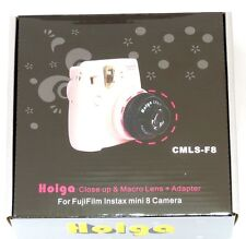 USD - Holga Close up & Macro Lens w/ adapter for Fujifilm Instax mini 8 CMLS-F8