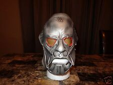 Slipknot Rare Sid Wilson Hand Signed Official Prop Mask #0 Autograph Heavy Metal