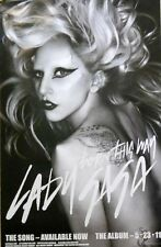 LADY GAGA POSTER, BORN THIS WAY (Z7)