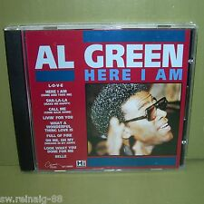 Here I Am (EMI) by AL GREEN  (Vocals) (CD, Apr-1993, CEMA Special Markets