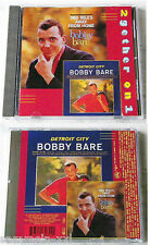 Bobby Bare - 500 Miles/Detroit .. 2 LPs On CD 93 BMG CD