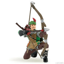 *NEW* PAPO 39241 Robin Hood Crouching Figurine 9cm - RETIRED