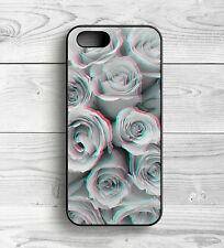 Cute Trippy Floral for iPhone 4/4s 5/5s 6/6s 6 Plus iPhone 7 7 Plus iPod 4/5/6
