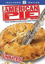 American Pie: The Complete Collection (DVD, 2016, 4-Disc Set)
