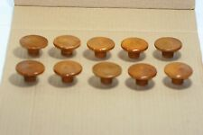 Lot 10 Pcs  Kitchen Cabinet Wood KNOB