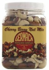 Germack Cherry Berry Snack and Trail Mix-16 oz- Three jars