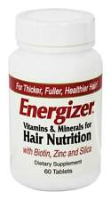 Hobe Labs - Energizer Vitamins & Minerals for Hair Nutrition - 60 Tablets