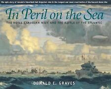 WW2 RCN Canada In Peril on the Sea Battle of the Atlantic Reference Book