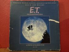 "E.T. - ""'Movie Soundtrack"" - MCA70000 - LP - Booklet NO POSTER - Michael Jackson"