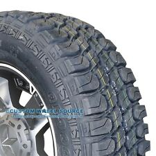"4 NEW Gladiator 33x12.50R18 Off Road Mud Terrain 10 PLY 33"" 12.50 R18 Tires"