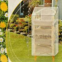 Gartenmöbelhülle Gartenstuhlabdeckung Schutzhülle Plane Abdeckplane Möbel Stühle