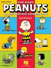 The Easy Peanuts Illustrated Songbook Sheet Music Easy Piano SongBook  000151563