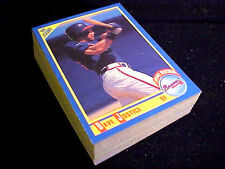 DAVE JUSTICE #650 ~~ 1990 Score (RC - Rookie Card) ~ FIFTY (50) CARD LOT!!! BBC