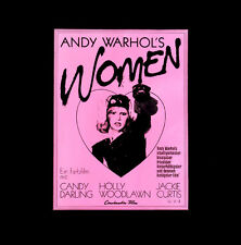 Andy Warhols Women ORIGINAL Kino-Dia /Film-Dia / Diacolor/ Warhol  Candy Darling