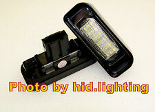 MERCEDES BENZ W220 S CLASS 18 LED LICENSE PLATE LIGHT REAR Error Free SMD 99-05