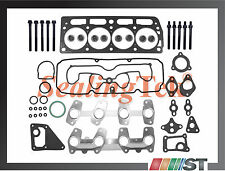 98-03 GM 2200 OHV Engine Head Gasket Set + Bolts LN2 L43 Vortec engine motor kit