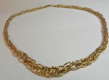"14KT YEllow Gold Necklace/Chain- Oval Links 11.6 Grams- Size- 18"" Length #4863-2"