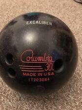 Excalibur boule de bowling + assorti sac violet envoi gratuit si achat immédiat prix atteint