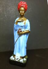MARIE LAVEAU STATUE- MADE IN BRAZIL BY HAND