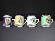 Essex Collection Katmandu by Kate Williams Demitasse Cups / Set of 4