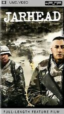 JARHEAD BRAND NEW MOVIE UMD VIDEO PSP FILM JAMIE FOXX,JAKE GYLLENHAAL WAR ARMY