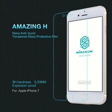 100% NILLKIN Amazing H Anti-Explosion Tempered Glass For iphone 7