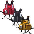 Adult Boating Buoyancy Canoeing Aid Sailing Fishing Kayak Life Jacket Vest Sport