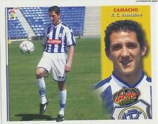 CAMACHO # ESPANA RC.RECREATIVO LIGA 2003 ESTE STICKER CROMO
