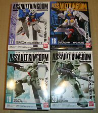ASSAULT KINGDOM PART 5 GUNDAM EXIA REPAIR II/O GUNDAM/JEGAN D TYPE/ZAKU II