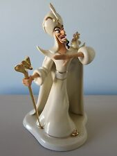 Lenox Disney Jafar Aladdin Figurine New In Box