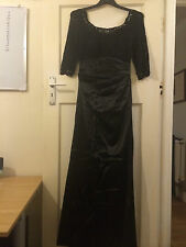 Black Evening Dress Size 12-14 - Brand New with tags!