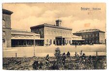 Bologna - Stazione FS - viagg per Cremona  nel 1913  - 2012 E francob asportato