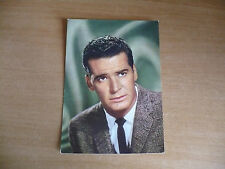 FOTOGRAFIA CARTOLINA D'EPOCA A COLORI JAMES GARNER CINEMA ROTALFOTO 142