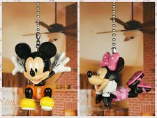 Disney Mickey Minnie Mouse Ceiling Fan Pull Light Lamp Chain Decoration A630 AB