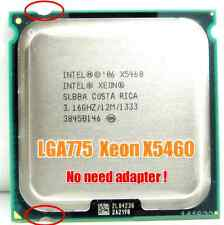 Intel Xeon X 5460 LGA775 = (Core 2 Quad Q9650)more powerful!!!(3.16ghz) SLBBA)