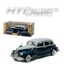 GREENLIGHT 1:18 1941 PACKARD SUPER EIGHT ONE-EIGHTY DIE-CAST BLUE 12970