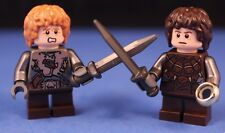 LEGO® Lord of the Rings™ FRODO BAGGINS & SAMWISE as ORCS Custom Hobbit Figures