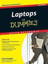 Laptops For Dummies Quick Reference