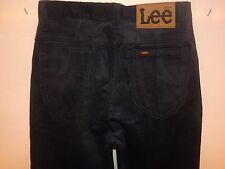 "LEE CORDUROY VINTAGE 70's DEAD STOCKS JEANS W26"" L36"" (ORIGINAL) 284"