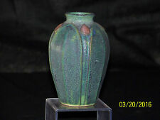 Jemerick Studio American Arts & Crafts Art Pottery Vase
