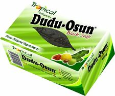 Tropical Naturals Dudu Osun  Black Soap, acne, eczema, stretch marks, dark spots