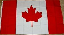 4X6 CANADA FLAG VERY LARGE CANADIAN BANNER 4'X'6' MAPLE LEAF F893
