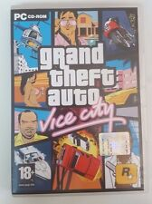 GTA Grand theft auto Vice city PC